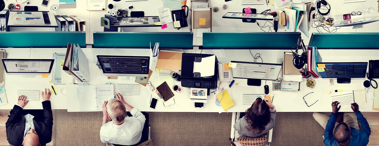 Herramientas flexibles y procedimientos óptimos para incrementara la productividad en el puesto de trabajo
