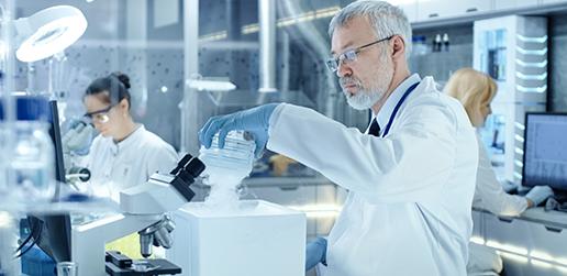 Soluciones avanzadas para Laboratorios y Centros de Investigación