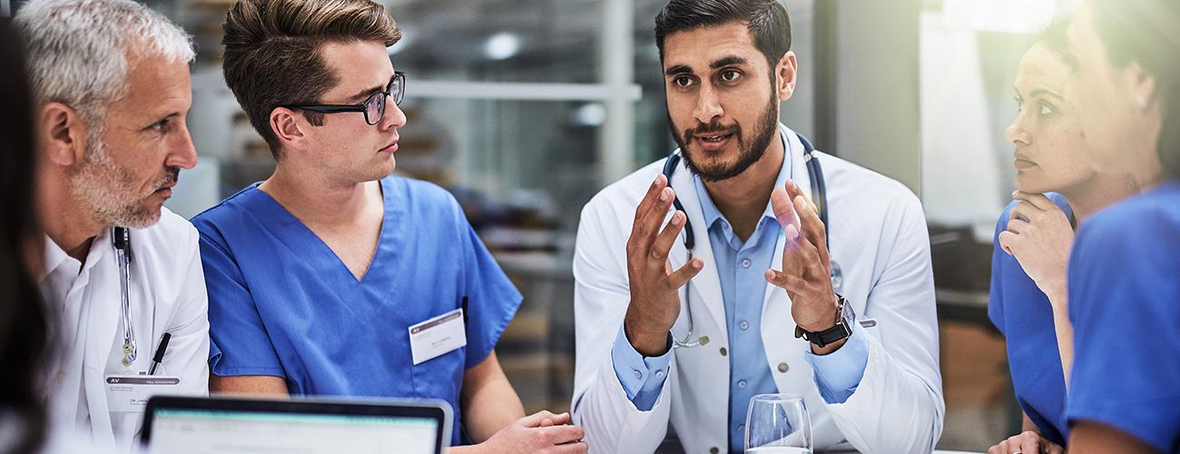 Soluciones para la gestión completa de la información y los procesos en la organización sanitaria