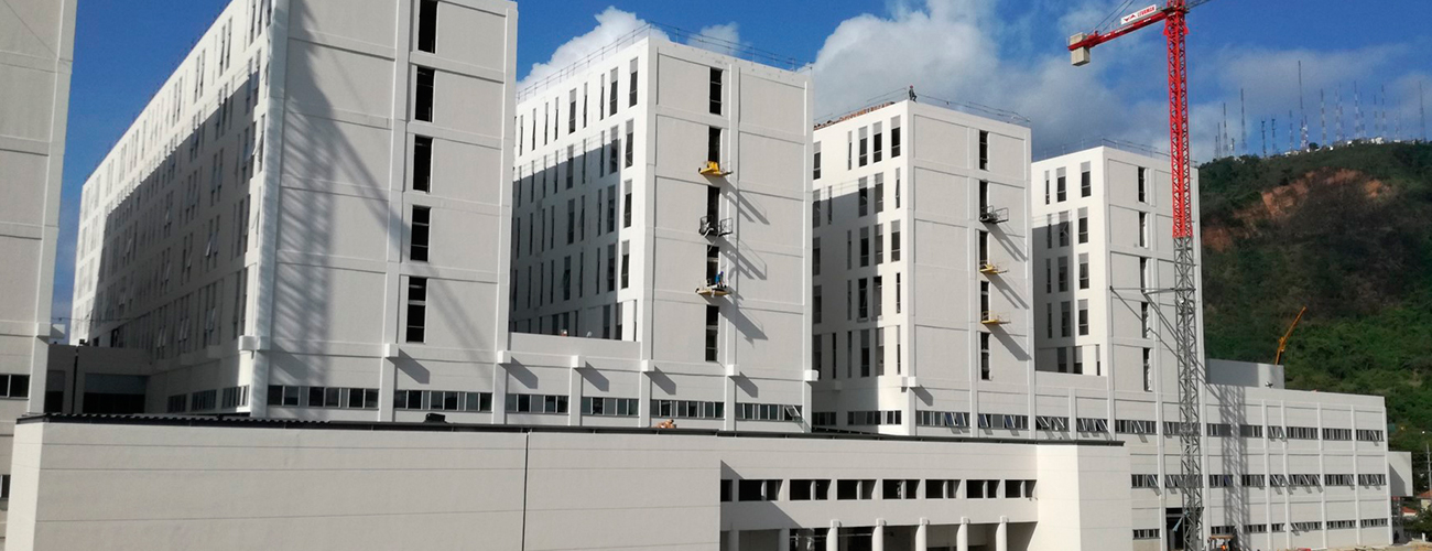 Puesta en marcha, consolidación, gestión y mantenimiento integrales de hospitales