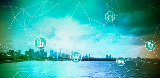 Redes inteligentes para la gestión automática de flujos de energía