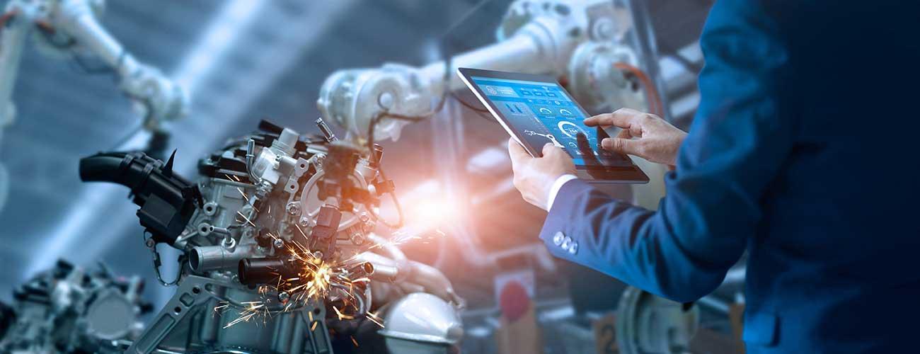 Crece con nosotros hacia una Industria 4.0 conectada a tu Cadena de Valor
