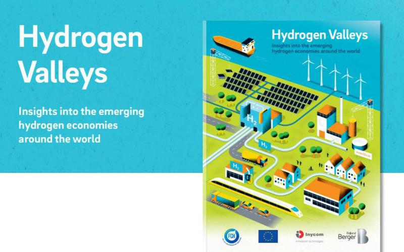 Publicado el primer estudio que recoge información relativa a Valles de Hidrógeno a nivel internacional