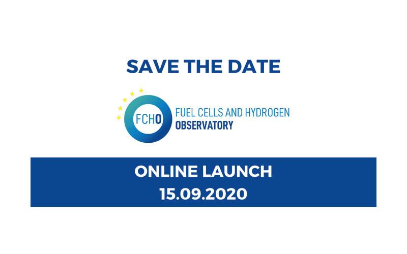 Ya se encuentra disponible el portal FCH Observatory, la fuente de información de referencia sobre el sector del Hidrógeno y Pilas de Combustible