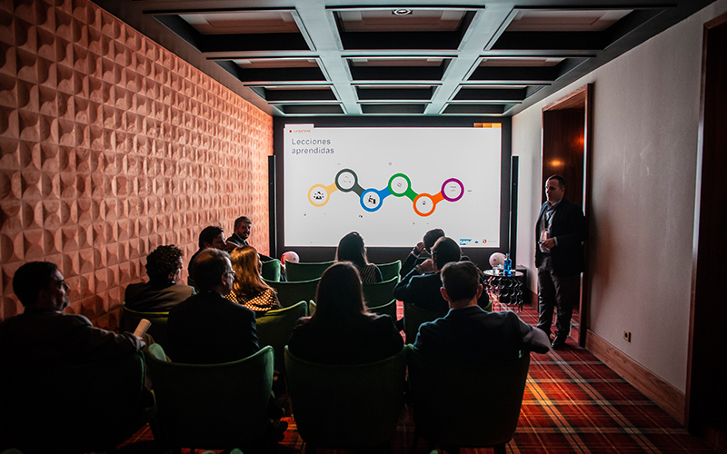 The SAP Sales Cloud Experience Madrid