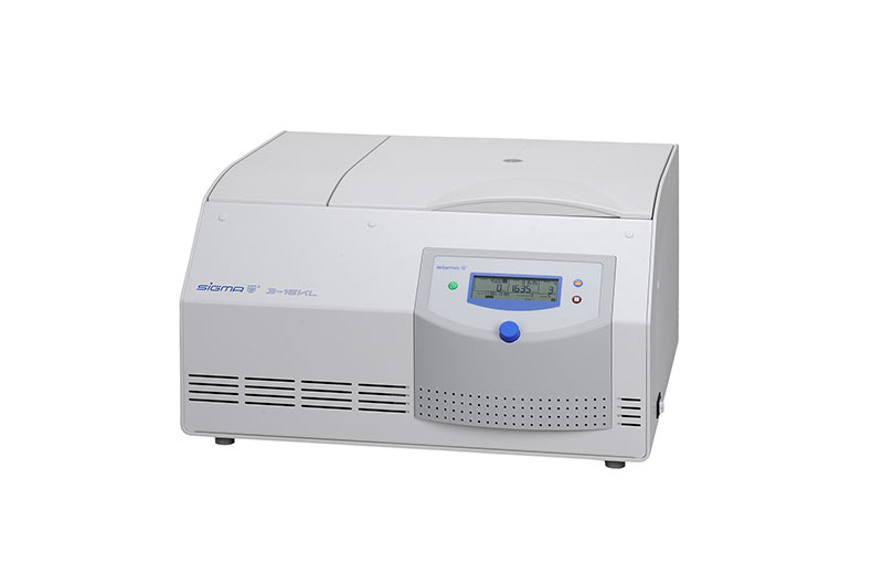 Centrífuga Refrigerada Sigma 3-16KL