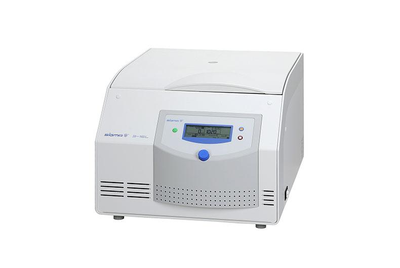 Centrífuga Refrigerada Sigma 3-16L