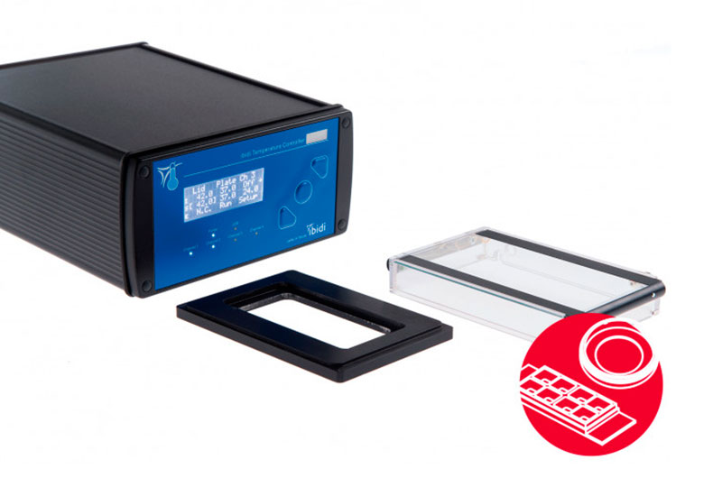 Sistema de Calefacción, ajuste universal, para 1 cámara