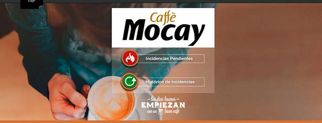 Mocay Caffè aplica sensorística inteligente para mejorar su proceso productivo