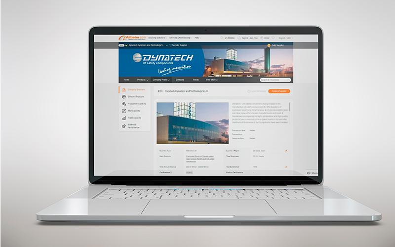 Dynatech multiplica su presencia digital internacional