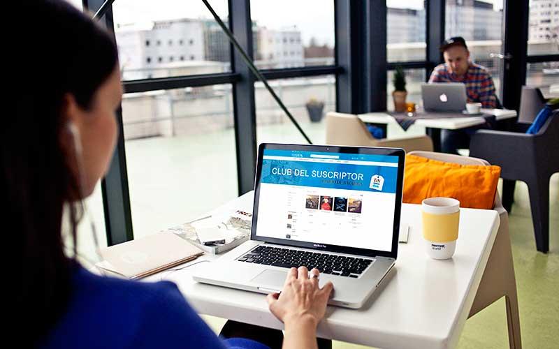 Nueva plataforma on-line para los lectores de Diario de Navarra