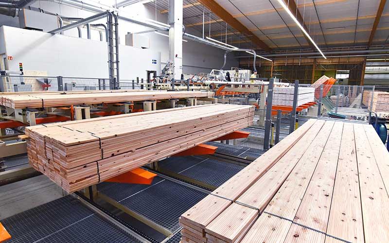 Optimizamos el consumo energético para la industria maderera