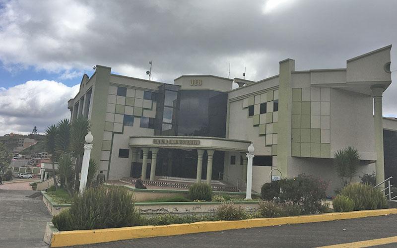 Proyecto Laboratorio de investigación de Ciencias Agroalimentarias de la Universidad Estatal de Bolivar