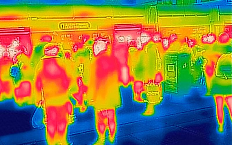 Sistemas de Medición de Temperatura en Tiempo Real