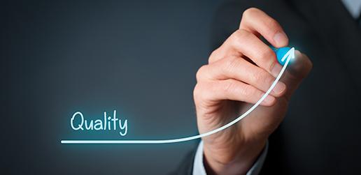 Orientados a la gestión basada en procesos de calidad