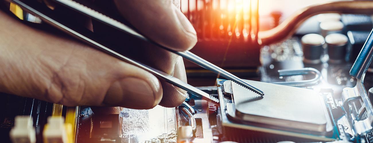 Soluciones de Mantenimiento de activos y dispositivos críticos de producción