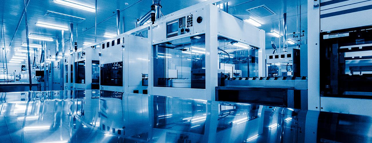 Inteligencia en Planta Productiva y Procesos Industriales