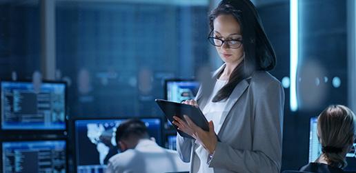 Analiza tus necesidades TIC definiendo, desplegando y monitorizando la estrategia de tu empresa