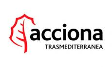 Logo Acciona Transmediterranea