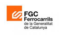 Logo FGC Ferrocarrils
